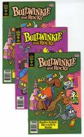 Bronze Age (1970-1979):Cartoon Character, Bullwinkle File Copies Group (Gold Key, 1978) Condition: AverageVF/NM. Included here are nine copies of #21 and nine copies...(Total: 18 Comic Books)