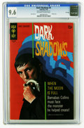 Bronze Age (1970-1979):Horror, Dark Shadows #5 File Copy (Gold Key, 1970) CGC NM+ 9.6 Off-white towhite pages. Photo cover. Joe Certa art. Highest CGC gra...