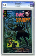 Bronze Age (1970-1979):Horror, Dark Shadows #9 File Copy (Gold Key, 1971) CGC NM 9.4 Off-whitepages. Joe Certa art. Overstreet 2005 NM- 9.2 value = $80. C...