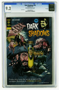 Bronze Age (1970-1979):Horror, Dark Shadows #19 File Copy (Gold Key, 1973) CGC NM- 9.2 Off-whiteto white pages. Painted cover. Joe Certa art. Overstreet 2...