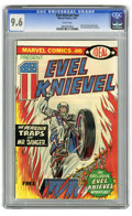 Bronze Age (1970-1979):Miscellaneous, Evel Knievel #nn (Marvel, 1974) CGC NM+ 9.6 White pages. Ideal ToyCorp. promotional. Evel Knievel photo frontispiece. Overs...