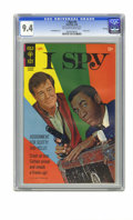 Silver Age (1956-1969):Mystery, I Spy #4 File Copy (Gold Key, 1968) CGC NM 9.4 Off-white to whitepages. Photo cover of Robert Culp and Bill Cosby. Al McWil...