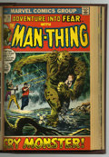 Bronze Age (1970-1979):Horror, Fear #1-16 Bound Volume (Marvel, 1970-73). Copies of Fear #1, 2, 3,4, 5, 6, 7, 8, 9, 10 (Man-Thing series begins, art b...