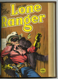 Golden Age (1938-1955):Western, The Lone Ranger #7-18 Bound Volume (Dell, 1949). Western Publishingfile copies of Lone Ranger #7, 8, 9, 10, 11, 12, 13,...