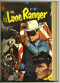 Golden Age (1938-1955):Western, The Lone Ranger #73-84 Bound Volume (Dell, 1954-55). WesternPublishing file copies of Lone Ranger #73, 74, 75, 76 (clas...
