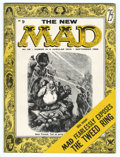 Magazines:Mad, Mad #25 (EC, 1955) Condition: VG+. Al Jaffee's debut as a regularwriter for the magazine. Jackie Gleason parody. Steve Alle...