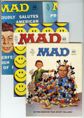 Magazines:Mad, Mad #149-179 Group (EC, 1972-75) Condition: Average VF. This large group includes #149, 150 (Partridge Family spoof), 151, 1... (Total: 31 Comic Books)