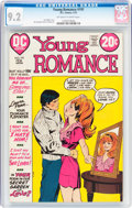 Bronze Age (1970-1979):Romance, Young Romance #191 (DC, 1973) CGC NM- 9.2 Off-white to whitepages....