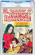 Bronze Age (1970-1979):Romance, Young Romance #196 (DC, 1973) CGC NM- 9.2 White pages....