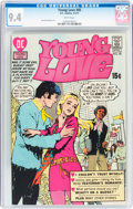 Bronze Age (1970-1979):Romance, Young Love #85 (DC, 1971) CGC NM 9.4 White pages....