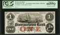 Obsoletes By State:Massachusetts, Provincetown, MA- Provincetown Bank $1 Dec. 1, 1854 G2a . ...
