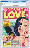 Bronze Age (1970-1979):Romance, Young Love #105 (DC, 1973) CGC NM- 9.2 White pages....