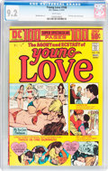 Bronze Age (1970-1979):Romance, Young Love #108 (DC, 1974) CGC NM- 9.2 White pages....
