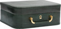 "Luxury Accessories:Bags, Asprey Dark Green Lizard Jewelry Case. Very Good Condition.9.5"" Width x 7.5"" Height x 4"" Depth. ..."