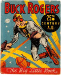 Big Little Book:Science Fiction, Big Little Book #742 Buck Rogers (Whitman, 1933) Condition: VF+....