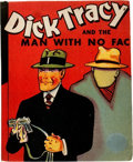 Big Little Book:Mystery, Big Little Book #1491 Dick Tracy (Whitman, 1938) Condition: NM-....