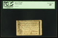 Colonial Notes:North Carolina, North Carolina April 2, 1776 $20 Rattlesnake PCGS Extremely Fine 45.. ...