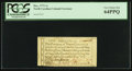 Colonial Notes:North Carolina, North Carolina December, 1771 1s PCGS Very Choice New 64PPQ.. ...