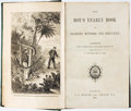 Books:Literature Pre-1900, The Boy's Yearly Book for Eighteen Hundred and Sixty-Five.London: S. O. Beeton, 1865....