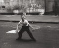 Photographs, William Klein (American, b. 1928). Stickball Player + Johnny, New York, 1954. Gelatin silver. 19-1/2 x 23-1/2 inches (49...