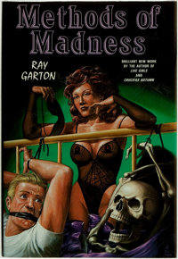 Ray Garton. Paul Sonju (illustrator). SIGNED/LIMITED. Methods of Madness. Arlington Hts., Illin