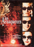"Movie Posters:Crime, The Grifters (Gaumont, 1991). French Grande (49.25"" X 62""). Crime.. ..."