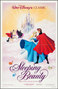"Movie Posters:Animation, Sleeping Beauty (Buena Vista, R-1986). One Sheet (27"" X 41"").Animation.. ..."