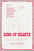 """Movie Posters:Foreign, King of Hearts (The Film Group, R-1974). One Sheet (27"""" X 41"""") & Photos (18) (8"""" X 10""""). Foreign.. ... (Total: 19 Items)"""