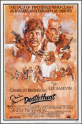 "Movie Posters:Action, Death Hunt & Others Lot (20th Century Fox, 1981). AutographedOne Sheet & One Sheets (3) (27"" X 41""). Action.. ... (Total: 4Items)"