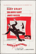 """Movie Posters:Hitchcock, North by Northwest (MGM, 1959). International One Sheet (27"""" X 41""""). Hitchcock.. ..."""