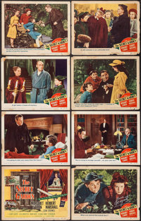 """The Secret Garden (MGM, 1949). Autographed Lobby Card Set of 8 (11"""" X 14""""). Drama. ... (Total: 8 Items)"""
