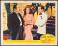 """Movie Posters:Musical, You Were Never Lovelier (Columbia, 1942). Lobby Card (11"""" X 14""""). Musical.. ..."""