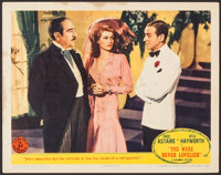 """You Were Never Lovelier (Columbia, 1942). Lobby Card (11"""" X 14""""). Musical"""