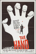 "Movie Posters:Crime, The Hand (American International, 1961). One Sheet (27"" X 41"").Crime.. ..."