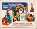 "Movie Posters:Bad Girl, Date Bait (Film Group, 1960). Half Sheet (22"" X 28""). Bad Girl....."
