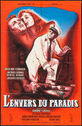 """Movie Posters:Foreign, The Other Side of Paradise (Columbia, 1953). French Affiche (30"""" X 46""""). Foreign.. ..."""