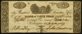 Obsoletes By State:North Carolina, Wilmington, NC- Bank of Cape Fear Counterfeit $5 July 9, 1817 C80. ...