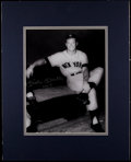 """Baseball Collectibles:Photos, Mickey Mantle """"No. 7"""" Signed Oversized Photograph by Ray Gallo. ..."""