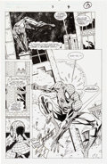 Original Comic Art:Panel Pages, Anthony Williams and Sam de la Rosa Spider-Man: Web of Doom #3 Page 4 Original Art (Marvel, 1994)....
