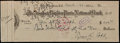Baseball Collectibles:Others, 1932 Ty Cobb Dual-Signed Check, Endorsed by Wife. ...