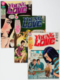 Bronze Age (1970-1979):Romance, Young Love Group of 14 (DC, 1970-72) Condition: Average FN+....(Total: 14 Comic Books)