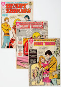 Bronze Age (1970-1979):Romance, Heart Throbs Group of 15 (DC, 1970-72) Condition: Average VF....(Total: 15 Comic Books)