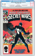 Modern Age (1980-Present):Superhero, Marvel Super Heroes Secret Wars #8 (Marvel, 1984) CGC NM/MT 9.8White pages....