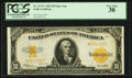 Large Size:Gold Certificates, Fr. 1173* $10 1922 Gold Certificate PCGS Very Fine 30.. ...