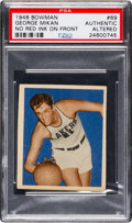 Basketball Cards:Singles (Pre-1970), 1948 Bowman George Mikan #69 PSA Authentic (Altered). ...
