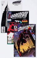 Modern Age (1980-Present):Superhero, Daredevil Box Lot (Marvel, 1983-98) Condition: Average NM....