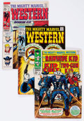 Bronze Age (1970-1979):Western, Mighty Marvel Western Group of 22 (Marvel, 1968-72) Condition: Average FN/VF.... (Total: 22 Comic Books)