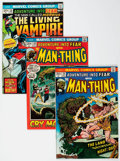 Bronze Age (1970-1979):Horror, Fear #1-31 Complete Series Group (Marvel, 1970-75) Condition:Average FN/VF.... (Total: 31 Comic Books)