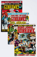 Bronze Age (1970-1979):Western, Gunhawks #1-7 Complete Series Group (Marvel, 1972-73) Condition: Average FN/VF.... (Total: 7 Comic Books)