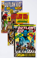 Bronze Age (1970-1979):Western, Outlaw Kid #1-16 Group (Marvel, 1970-72) Condition: Average VF-.... (Total: 16 Comic Books)